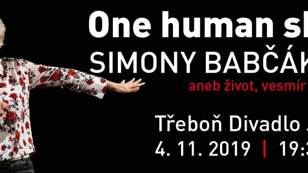 One human show.