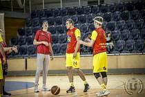 V Jindřichově Hradci se v polovině února uskuteční výtečně obsazený basketbalový turnaj juniorů.