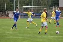 Jindřichohradečtí fotbalisté přivítají v dalším divizním kole v sobotu Doubravku.