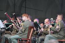 Koncert Ústřední hudby Armády České republiky se konal u příležitosti Mezinárodního dne rodin.