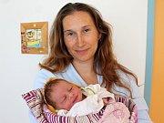 Markéta Hošková se narodila 15. července Miladě a Michalu Hoškovým z Horního Žďáru. Měřila 50 centimetrů a vážila 3500 gramů.