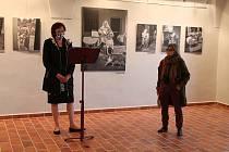 Muzeum fotografie v Jindřichově Hradci zahájilo novou výstavu.