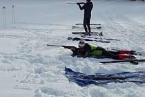 V sobotu se konala v Kardašově Řečici druhá část biatlonového poháru.