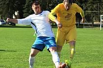 Fotbalový okresní přebor vstoupil do druhé části sezony.
