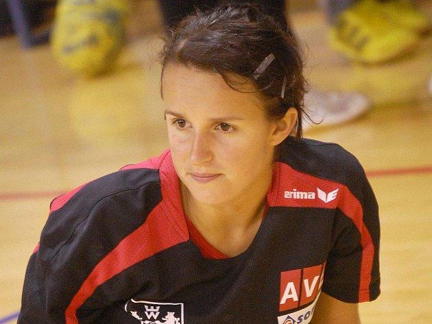 Šárka Hroníčková na Interu neskórovala.