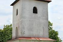 Kaple v Bukovce u Horní Radouně