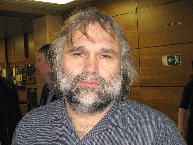 Filip Mencl, starosta Novosedly nad Nežárkou.