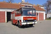 Jednotka poloprofesionálních hasičů ze Suchdola nad Lužnicí musela vrátit vozidlo CAS 25 Liaz, které měla zapůjčené od Jihočeského kraje.