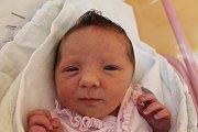 Alice Matějů se narodila 1. května Zuzaně a Lukášovi Matějů z Otína. Měřila 48 centimetrů a vážila 3220 gramů.