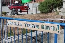 V Kardašově Řečici bojují za rychlou stavbu obchvatu.