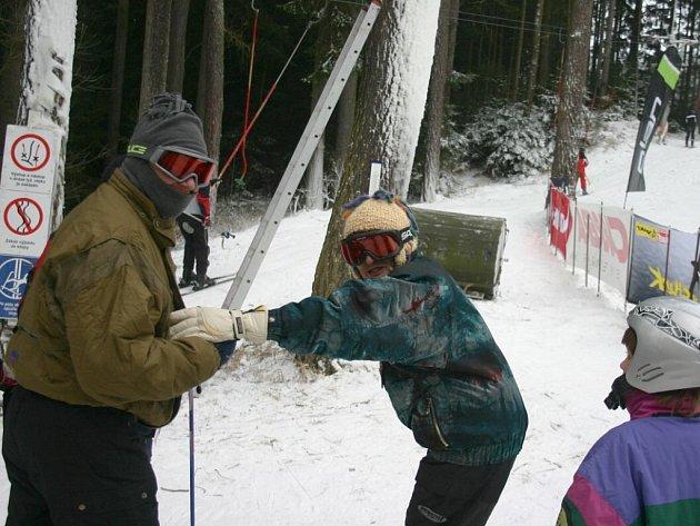 Na sjezdovce v Horní Radouni začne v sobotu sezona.