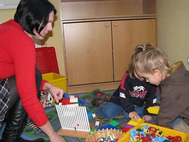 Zápis dětí do mateřské školky. Ilustrační foto.