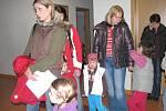 Zápis dětí do mateřské školky na Hvězdárně v j. Hradci.
