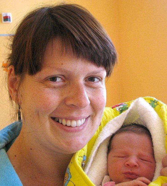 Štěpánka Pivcová s maminkou Janou