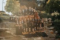 Boise High School Orchestra přijede zahrát do Třeboně z města Boise pod Skalistými horami v americkém státě Idaho.
