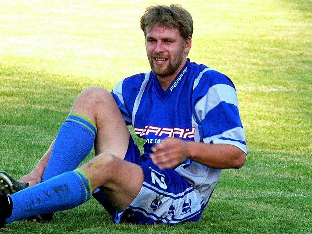 Důrazný a rychlonohý útočník Slovanu Pavel Pacholík si  svůj přestup do jindřichohradeckého klubu z Popelína tak trochu vyvzdoroval, ale jeho příchod  ofenzivu mužstva hodně oživil.