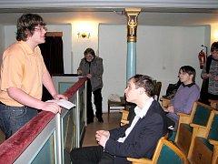 Do Třeboně přijeli mladí recitátoři.