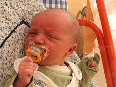 Štěpán Med se narodil 22. dubna Michaele a Miroslavu Medovým z Děbolína. Měřil 51 centimetrů a vážil 3650 gramů.