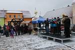 Vánoční trhy v Kardašově Řečici.