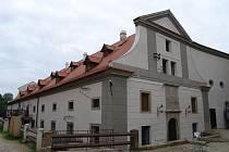 Zámecký mlýn v Jindřichově Hradci.