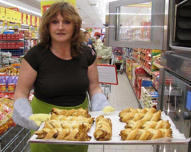 Penny market v Jindřichově Hradci znovu otevřel.