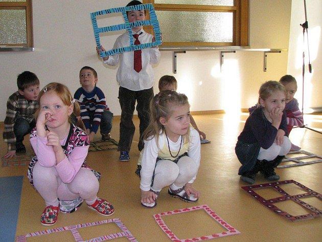 Slavnostní otevření nové mateřské školky na Hvězdárně v Jindřichově Hradci.