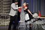 Cenu Thálie získala Lenka Pavlovič za roli Hortenzie v inscenaci Ples v opeře, kterou hraje v Národním divadle Moravskoslezském v Ostravě.