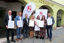 Letošní 19. ročník ocenění Sodexo Zaměstnavatel roku má za sebou další regionální vyhlášení výsledků. Zástupci vítězných firem z jižních Čech a Vysočiny převzali ocenění v hotelu Concertino v Jindřichově Hradci.