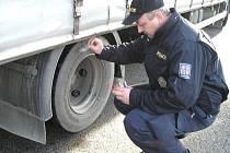 Kontrolní akce cizinecké policie v Majdaleně.