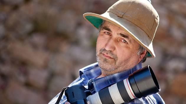 Fotograf Josef Böhm.