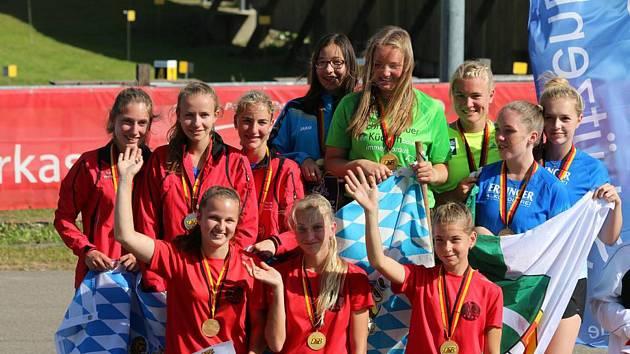 Staroměstští biatlonisté pětkrát zvítězili v Německu.