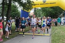 Za velkého zájmu startujících i diváků se uskutečnil čtvrtý ročník Jindřichohradeckého půlmaratonu.
