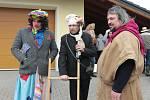 Masopustní průvod se v sobotu konal v Březině a Drunčích.