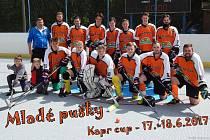 Kapří pohár v Suchdole vyhrály domácí Mladé pušky.