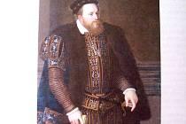 MLADÝ Vilém z Rožmberka.