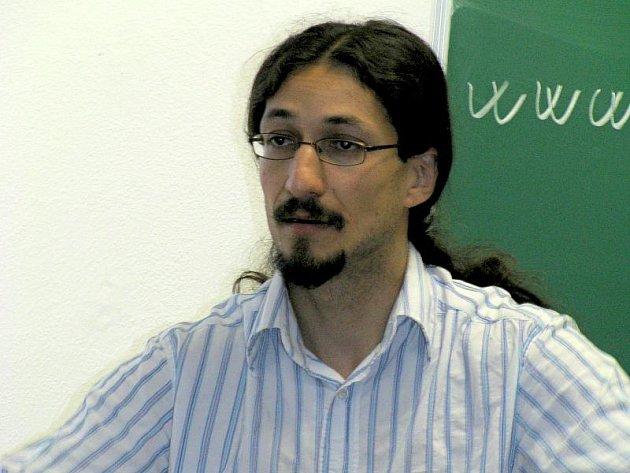 Kyperský dirigent Solon Kladas zavítal do Jindřichova Hradce.