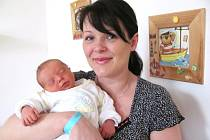 Adam Bicek z Jindřichova Hradce se narodil 10. února 2011 Lucii a Martinu Bickovým. Měřil  51 centimetrů a vážil  3730 gramů.