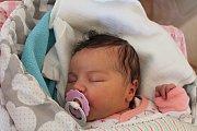 Jasmina Gonzales-Novelles Nieto, Jindřichův Hradec.Narodila se 15. září Markétě Severové a Guillermu Gonzales-Noveless Nietovi, vážila 4100 gramů a měřila 49 centimetrů.