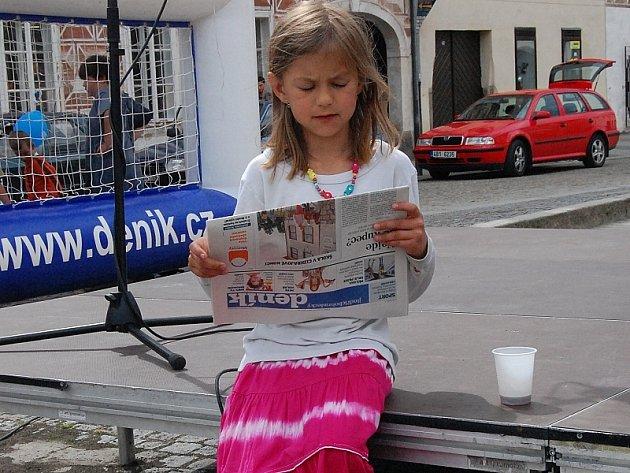 Poslední den s Deníkem navštívil Slavonice.