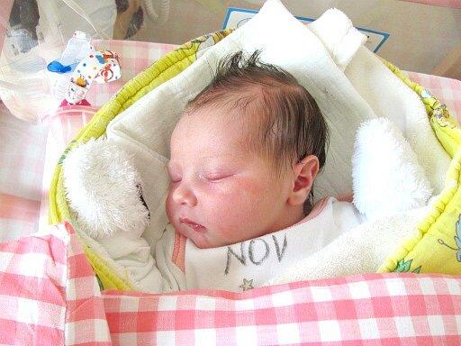 Viktórie Čekalová se narodila 11. listopadu ve 21 hodin a 4 minuty Jitce Kořenové a Jakubovi Čekalovi ze Studené. Vážila 2920 gramů a měřila 48 centimetrů.