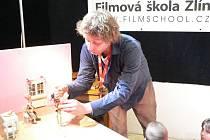 Festival animovaných filmů Anifest v Třeboni.