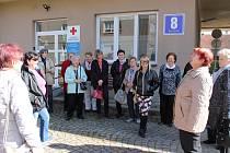 Nemocnice v Dačicích opravuje pavilon LDN.