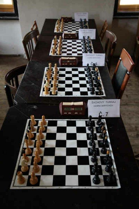 Šachový turnaj v Horním Skrýchově získává na stále větší oblibě. Letos je na programu už čtvrtý ročník.