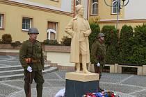Hradečáci si výročí republiky připomněli už v pátek 26. října.