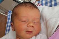 Soutěž o miminko měsíce března vyhrála Terezie Kálesová z Nové Bystřice.