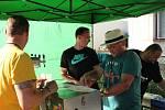 V sobotu 6. července se v Chlumci konaly pivní slavnosti.