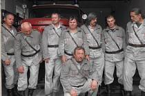 Ze života dobrovolných hasičů v Žíteči.