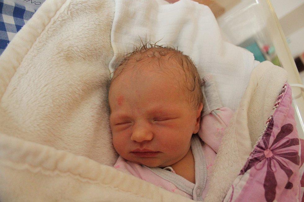 Ema Čuchnová se narodila 4. listopadu Kristině a Davidu Čuchnovým z Jindřichova Hradce. Měřila 49 centimetrů a vážila 3200 gramů.