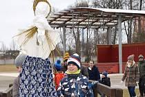 V Lomnici nad Lužnicí se konalo Pomlázkování, po kterém následovalo vynášení smrtky.