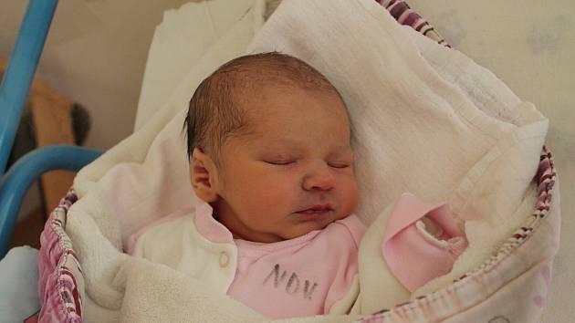 Emma Bugnovská, Bílkov.Narodila se 10. srpna mamince Tereze Zemanové a tatínkovi Lukáši Bugnovskému. Vážila 2830 gramů.